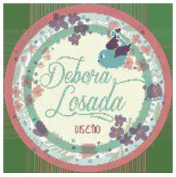 Logo Debora Losada Diseño