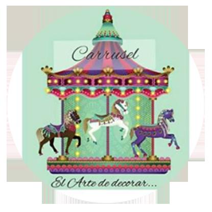 Carrusel el arte de decorar Logo