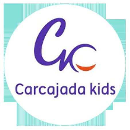 Carcajadas Kids Logo