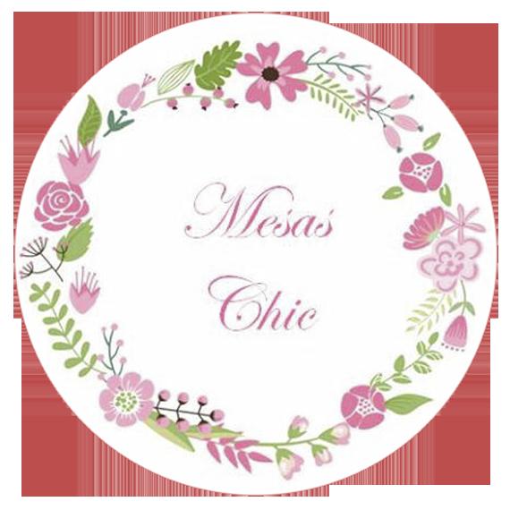 Mesas Chic Logo