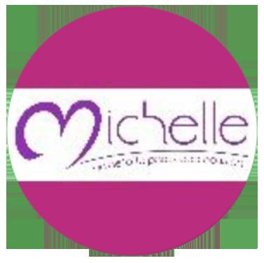Logo Michelle Floristería