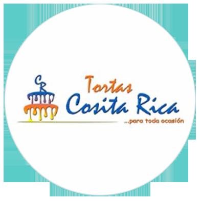Logo Tortas Cosita Rica