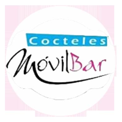 Logo Cócteles Móvil Bar