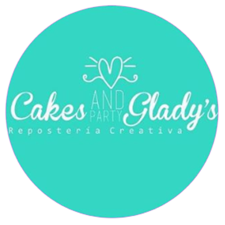 Logo Cakes and Party Gladys