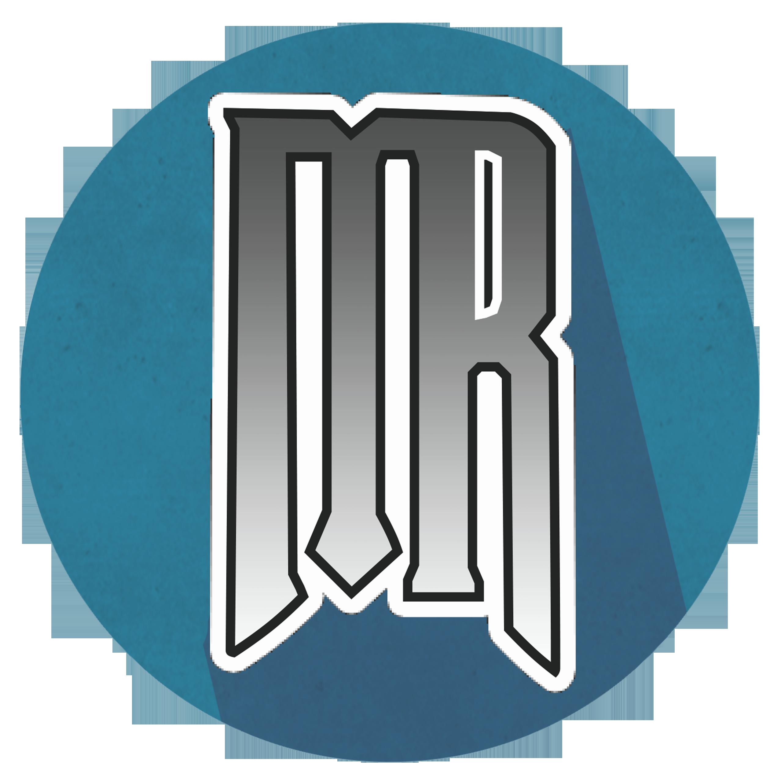 Logo MR Global Producciones.