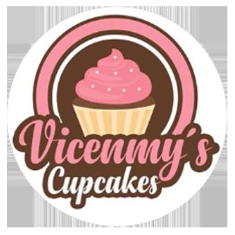 Logo Vicenmy's Cupcakes