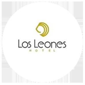 Logo Hotel Los Leones
