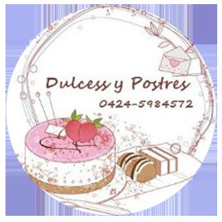 Logo Dulcess y Postres