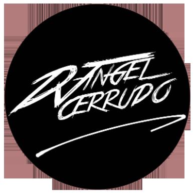 Logo Dj Angel Cerrudo