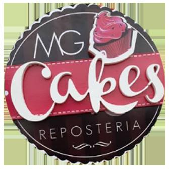 Logo MG Cakes
