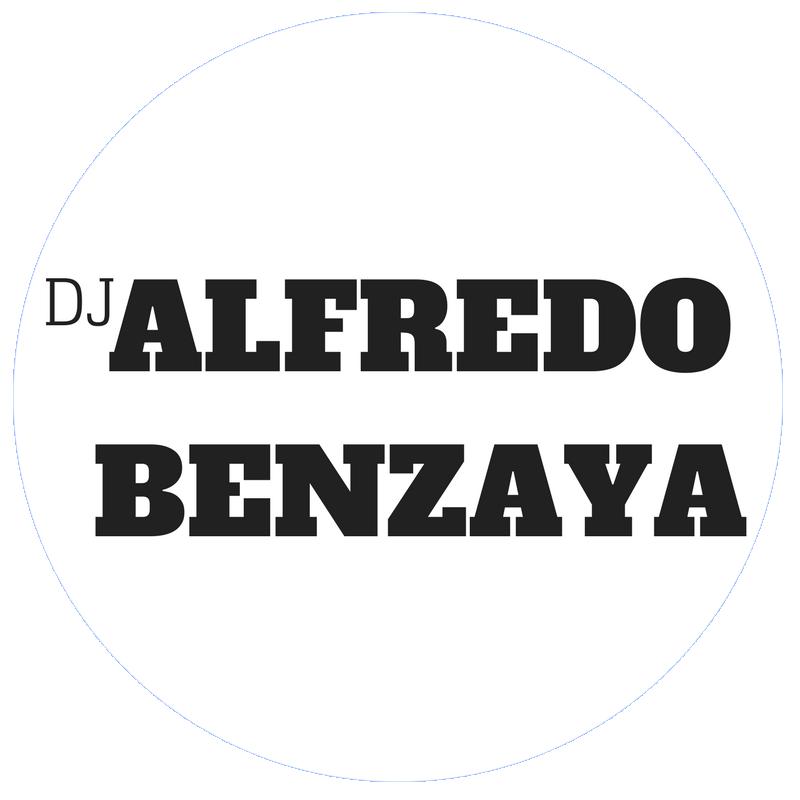Logo Dj Alfredo Benzaya