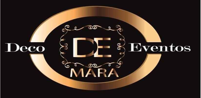 Logo Deco Eventos Mara