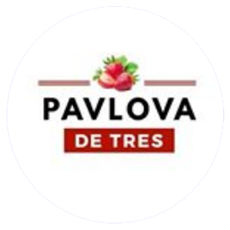 Logo Pavlova de tres