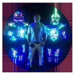 Logo Show Robot Let