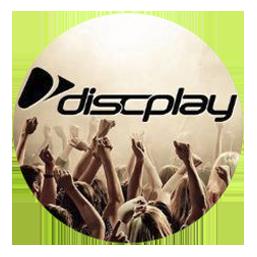 Logo Discplay Entertainment