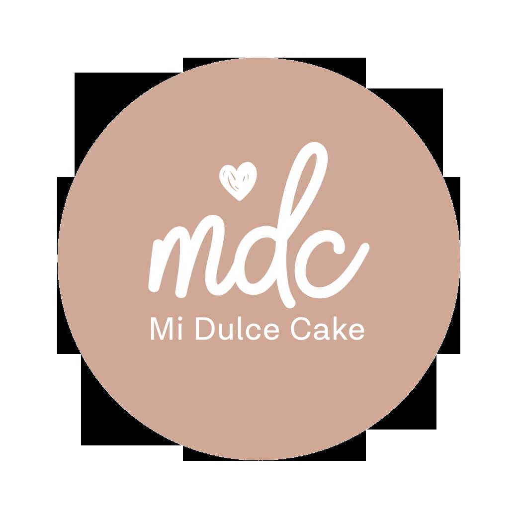 Logo Mi Dulce Cake R