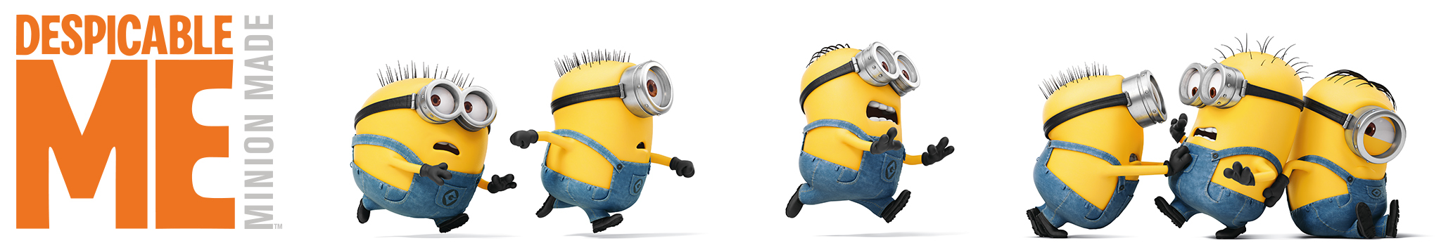 Despicable Me Minions Cake Decorations