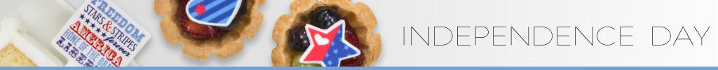 Patriotic Cake Decorations