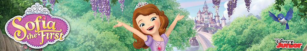 Sofia the First Cake Decorations