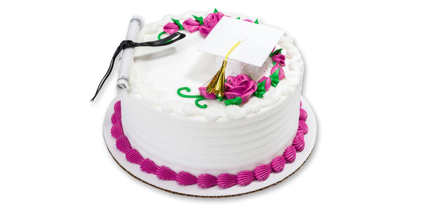 How-To Make an Easy Graduation Cake - Cakes.com