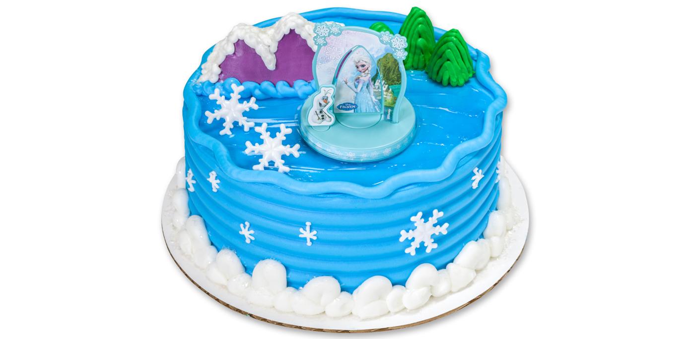 Elsa Birthday Cake Design Prezup for