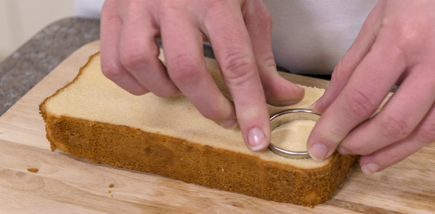 Recipe For Petit Fours Using Pound Cake