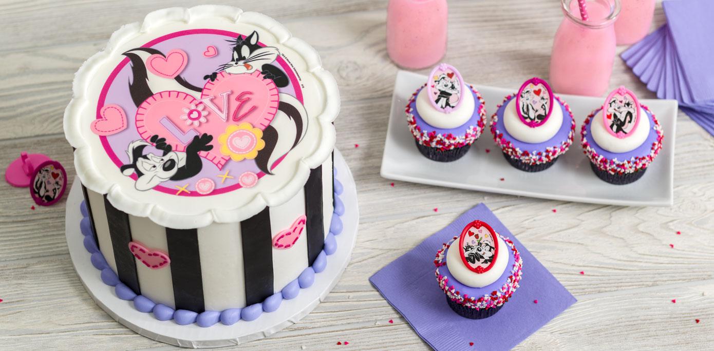 Pepe Make A Birthday Cake S