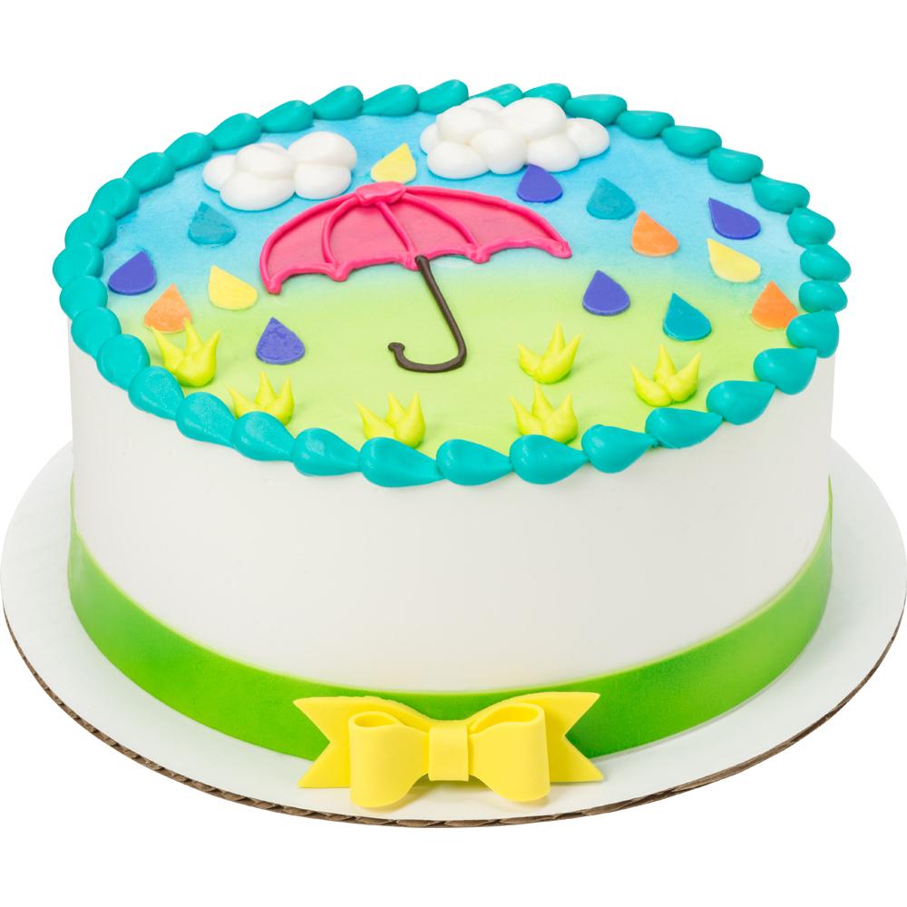 April Shower Cake