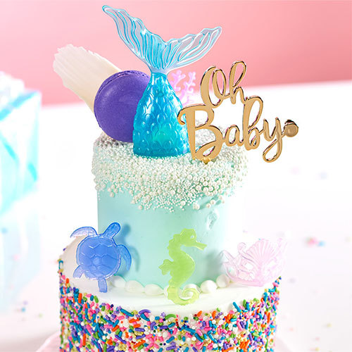 Dive In to the Magical World of Mermaid Cakes