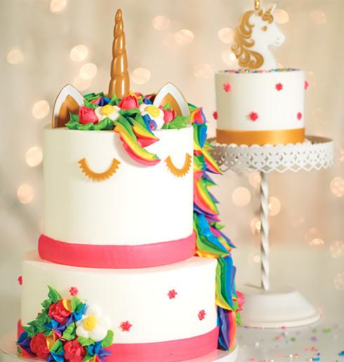 Unicorn Cake Designs for Cake Decorators