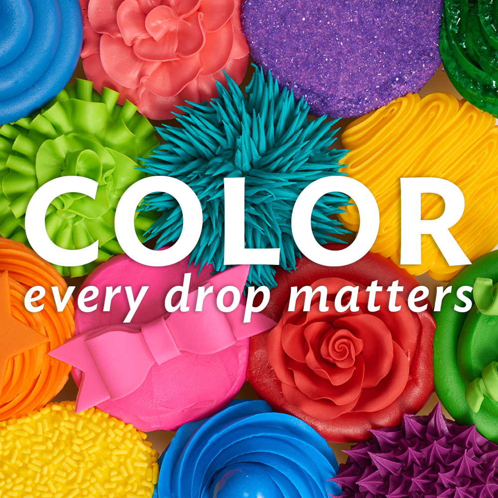 Color: Every Drop Matters