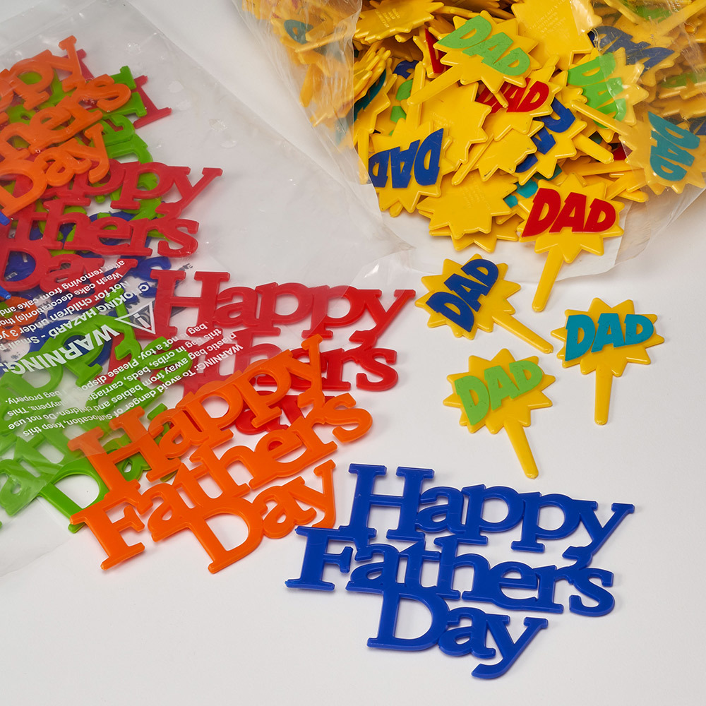 Father S Day Cake Decorations Bundle Decopac