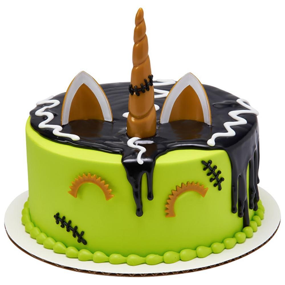 Frankenstein Unicorn Cake Design