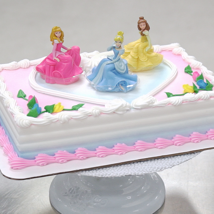 How To Create A Disney Princess Once Upon Moment Cake Decopac