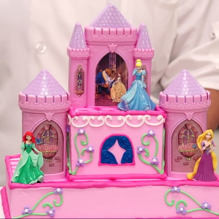 How To Decorate A Disney Princess Happily Ever After