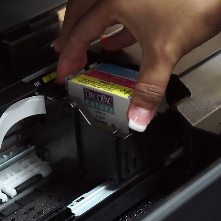 How-To Replace PhotoCake® Edible Ink Cartridges