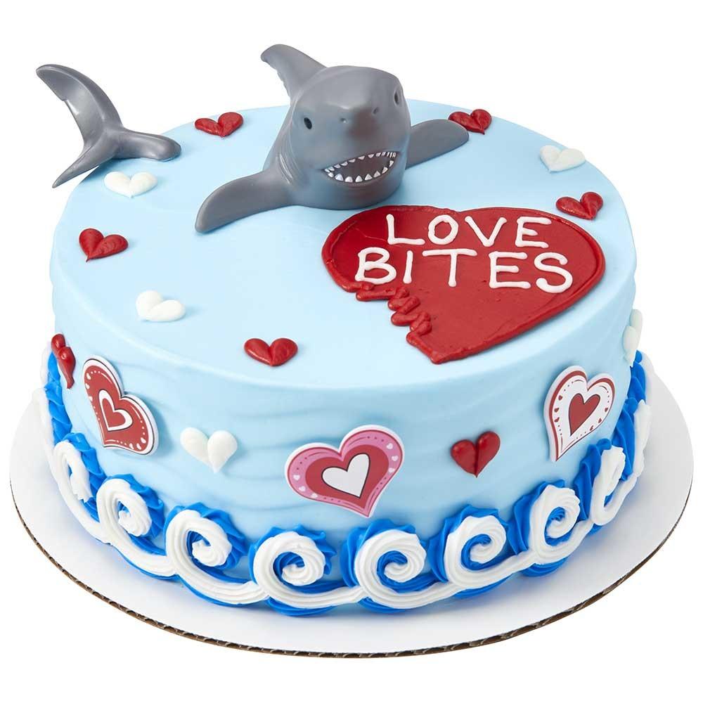 Love Bites Cake Design