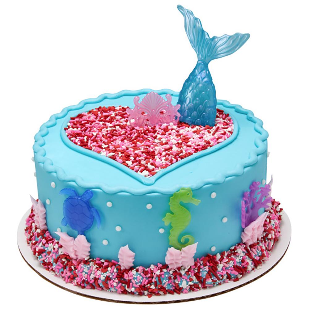 Love-ly Mermaid Cake Design