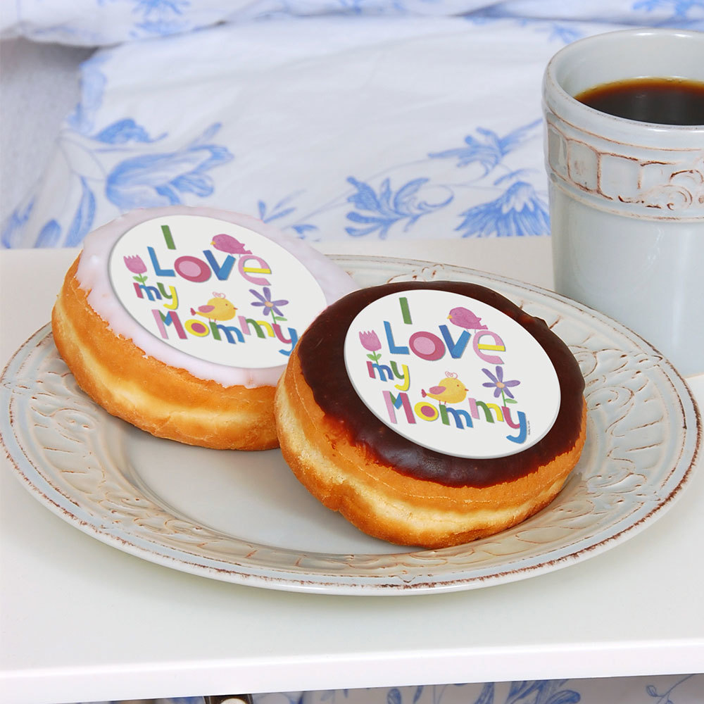 Moms Day Doughnuts Decorations