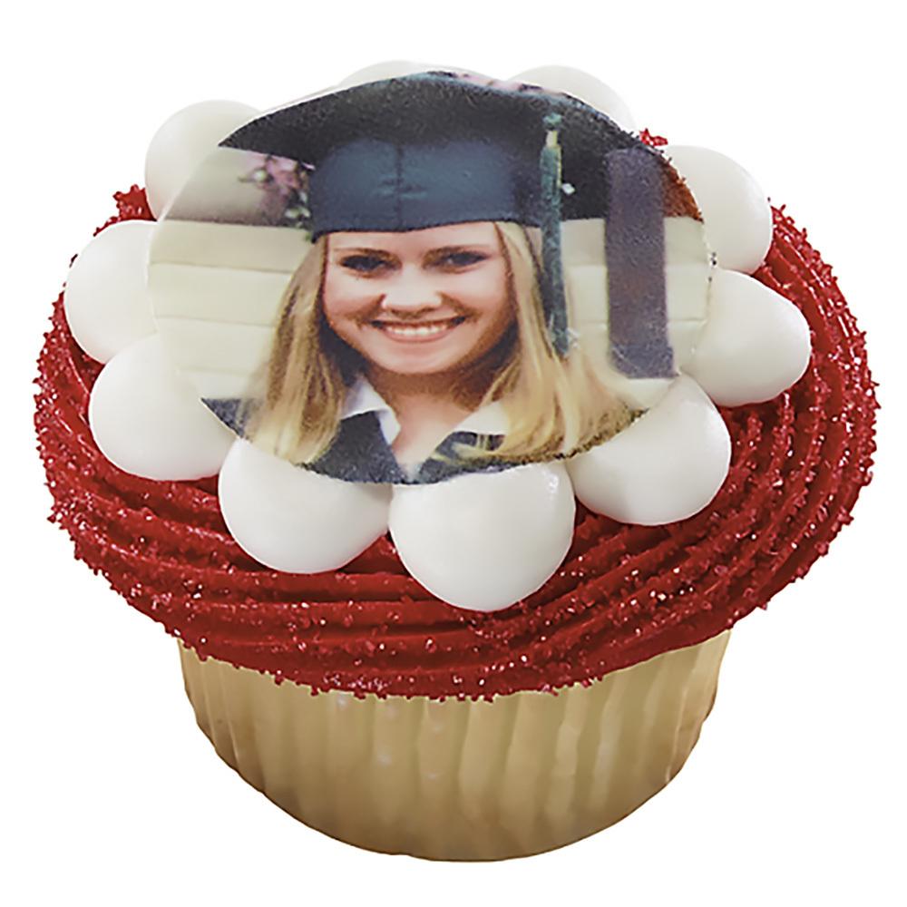 PhotoCake® Graduation Cupcakes