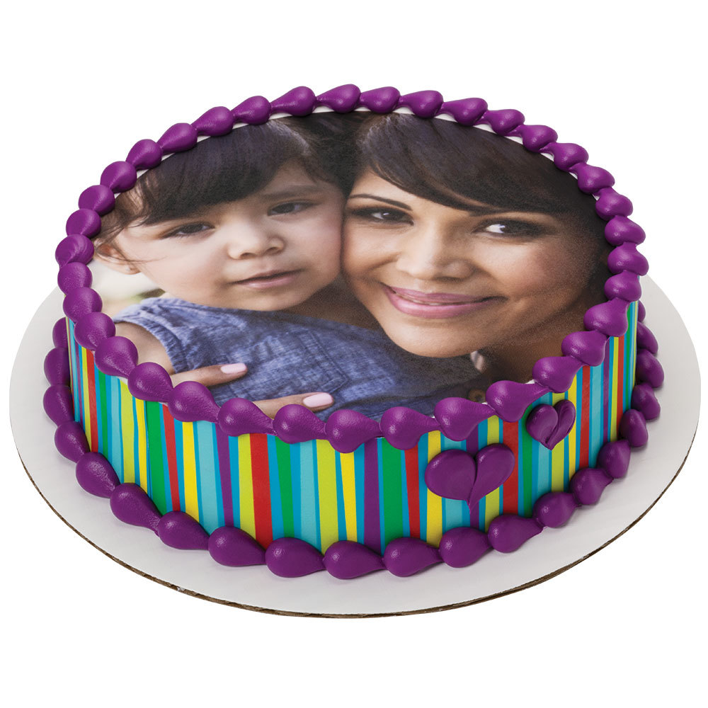 PhotoCake® Mother's Day Selfie Cake Design