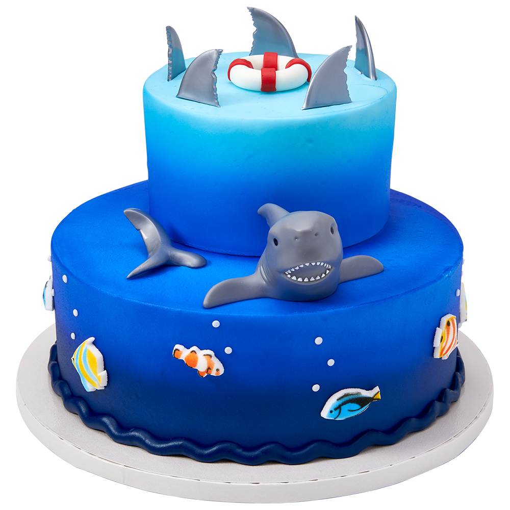 Shark Creations Decoset® for Cake Decorations