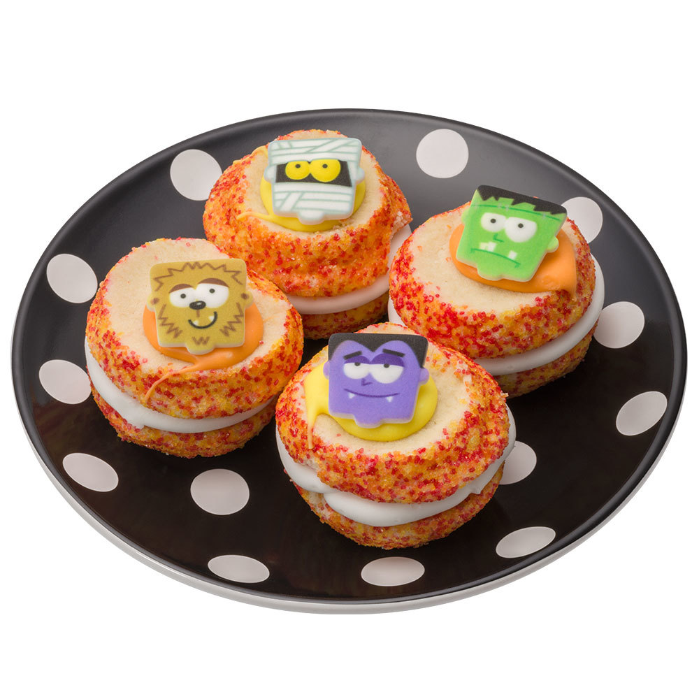 SugarSoft® Monster Faces
