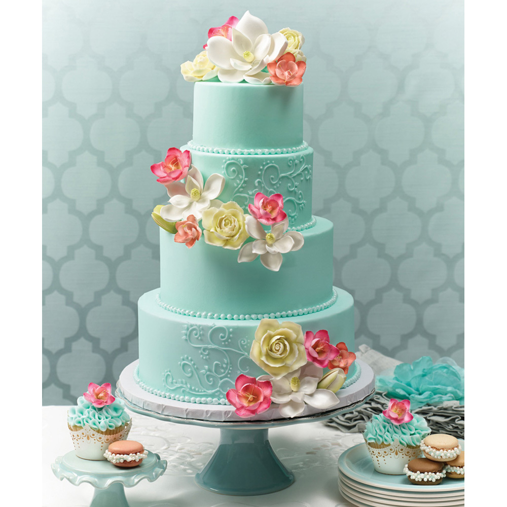 wedding cakes supplies sweet bliss wedding cake decopac 8922