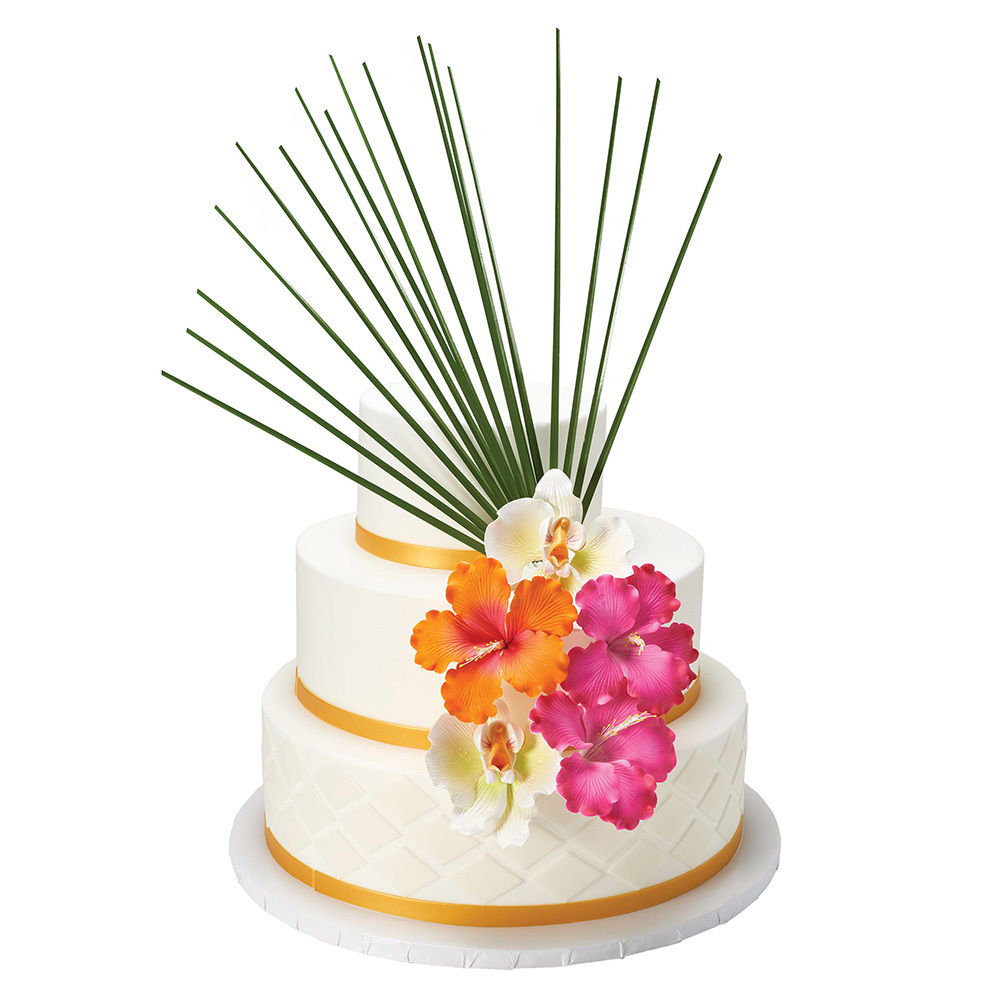 Tropical Dream Cake Design