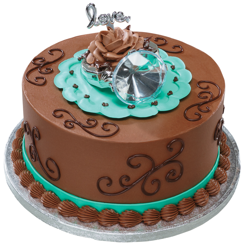 With This Ring DecoSet® Cake
