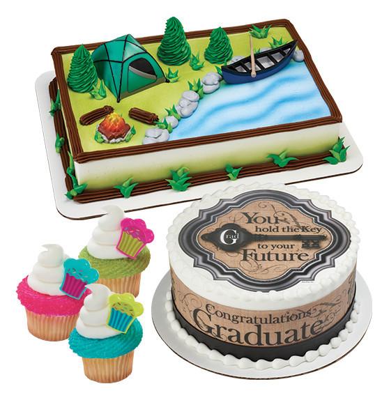 Generic and Seasonal Cake Decorations
