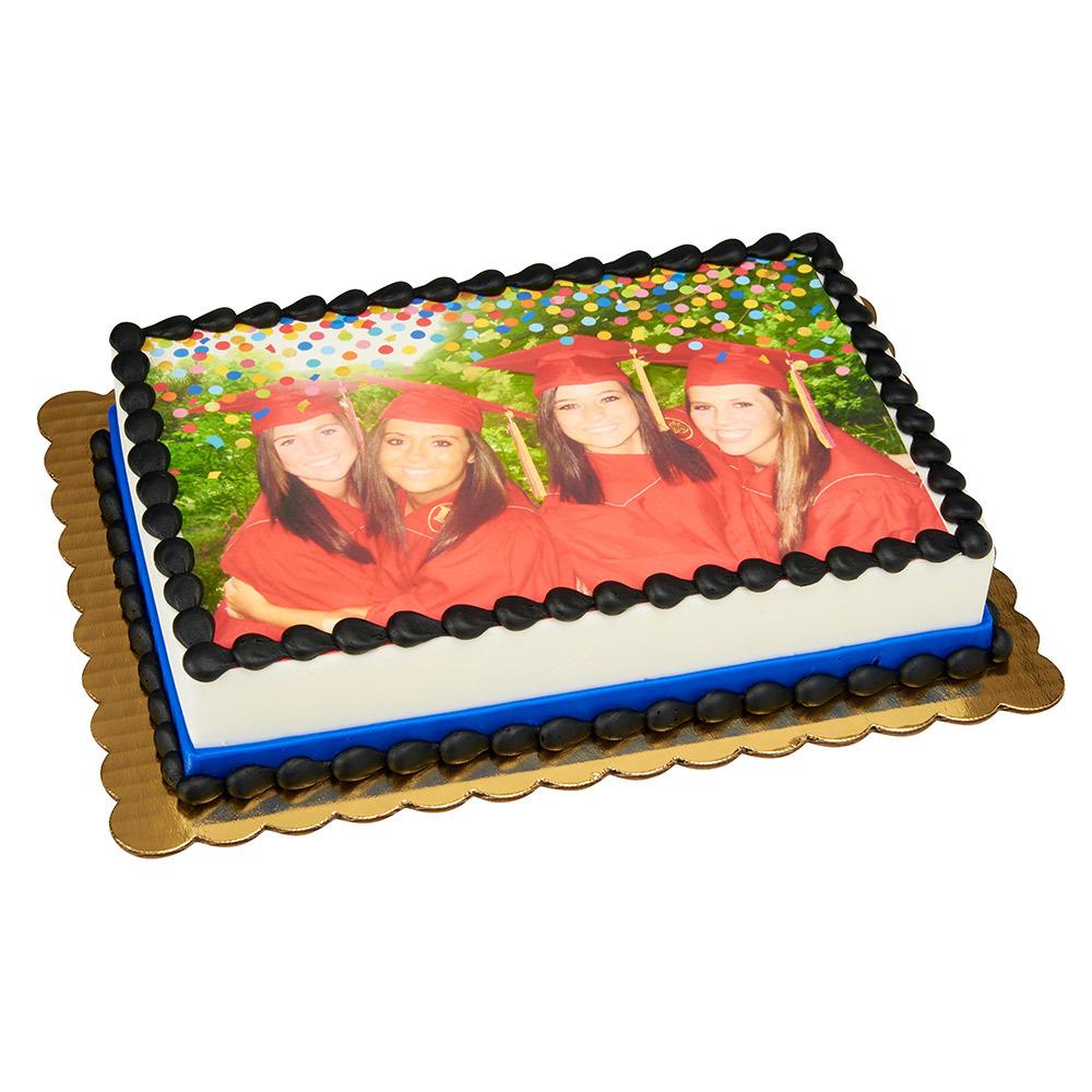 Graduation Friends PhotoCakeR Design For Cake Decorations