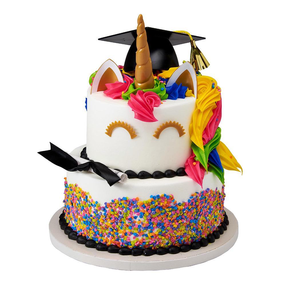 Astounding Unicorn Cakes Unicorn Cake Decopac Personalised Birthday Cards Cominlily Jamesorg