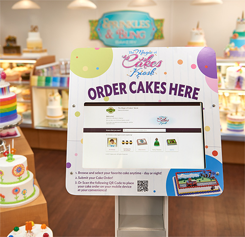Technology for Cake Decorations and Supplies
